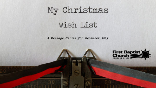 My Christmas Wish List Image